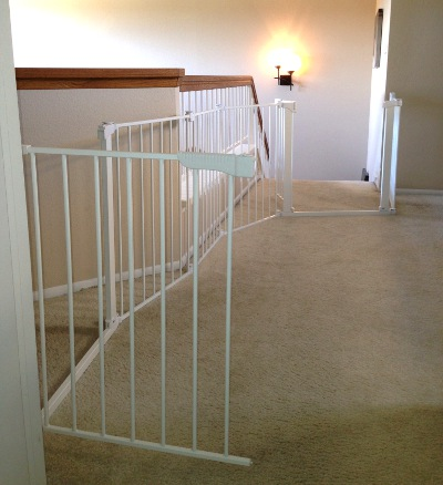 Custom extra large baby safe gate : baby doors - pezcame.com