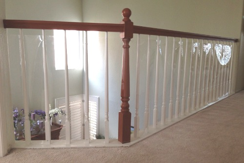 Balcony And Banisters Photo Gallery Baby Safe Homes