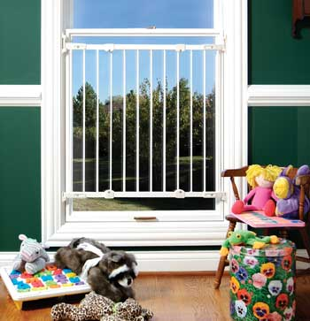 Approved window safety device