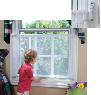 Window protection for kids
