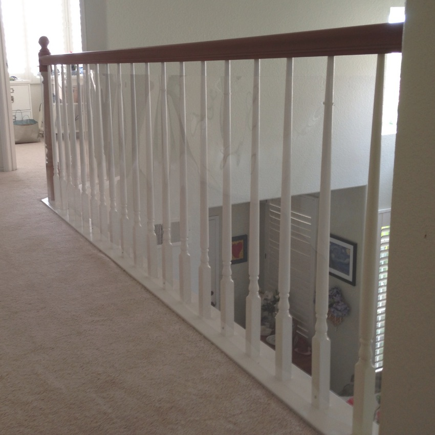 Baby Safety for Stair Railings, Banisters and Balusters ...