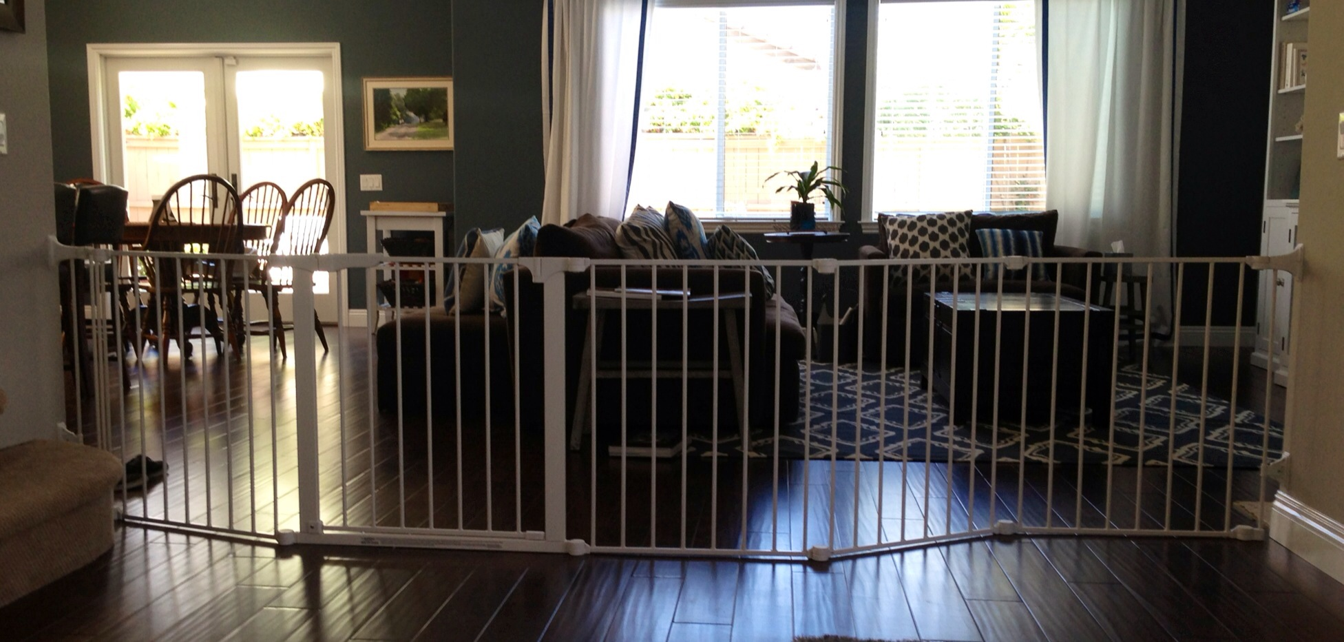 Baby Safety Gate For Extra Large Wide Openings Baby