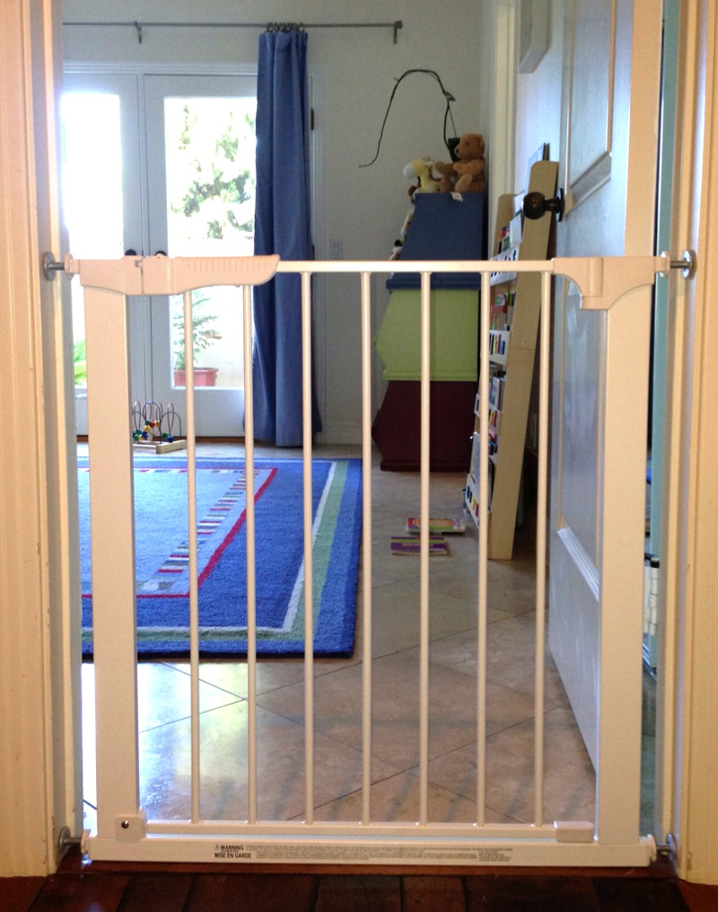 Baby Pressure Gate For Nursery Doorway Baby Safety Proof Baby