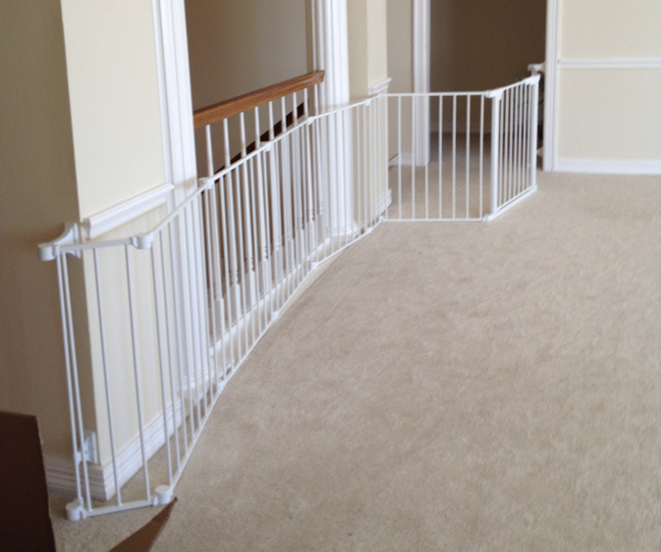 Baby Safety Gates Large Custom Stair Gate Dallas Texas