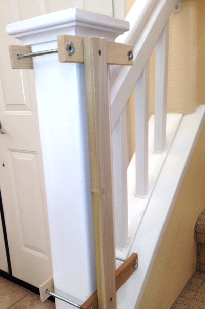 Baby Safe Homes Is Committed To Preserving The Beauty And Integrity Of Your  Home So Whenever Possible, We Offer Custom Baby Safety Gate Installation  Kits ...