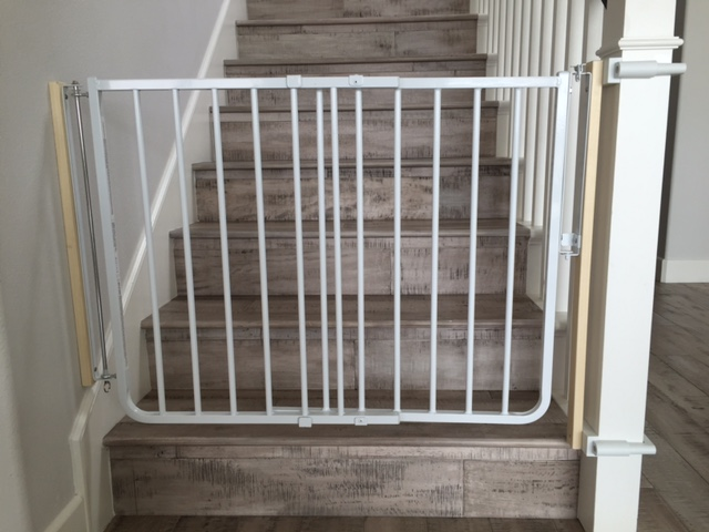 Baby Safety Gate Installation Baby Safe Homes