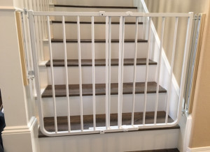 Bottom of Stairs Baby Safety Gate Rancho Mission Viejo