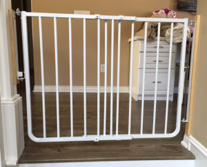 Top of Stairs Baby Safety Gate Rancho Mission Viejo
