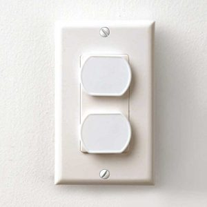 Electrical outlet caps