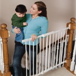 Custom Installed Baby Gates