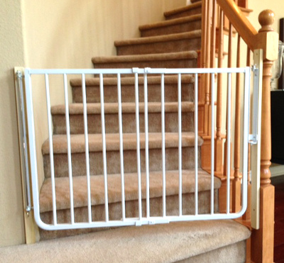 Bottom Of Stairs Baby Safety Gate Chula Vista