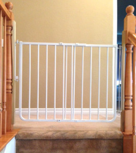Top of Stair Baby Safety Gate - Chula Vista