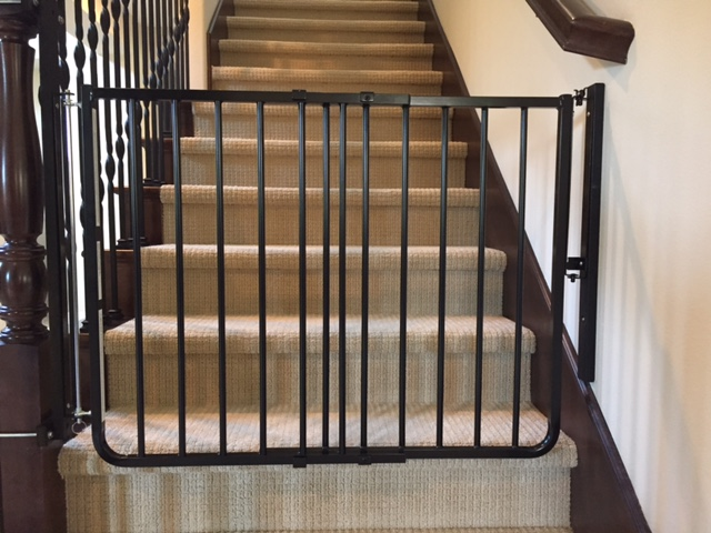 Custom Baby Gates For Stairs And Hallways