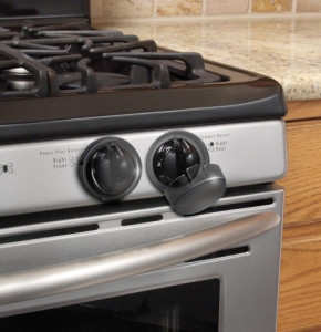 Toddler Safe Stove Knob Cover
