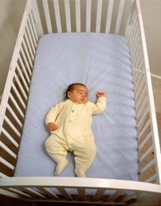 Baby Sleeping Safety