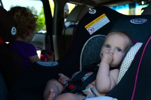 Baby safety Tips for Cars