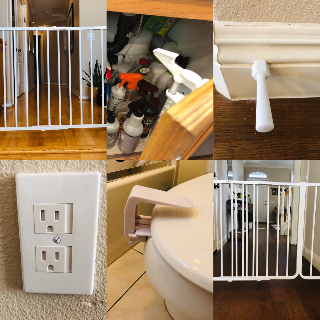 Baby Proofing Carmel Valley San Diego