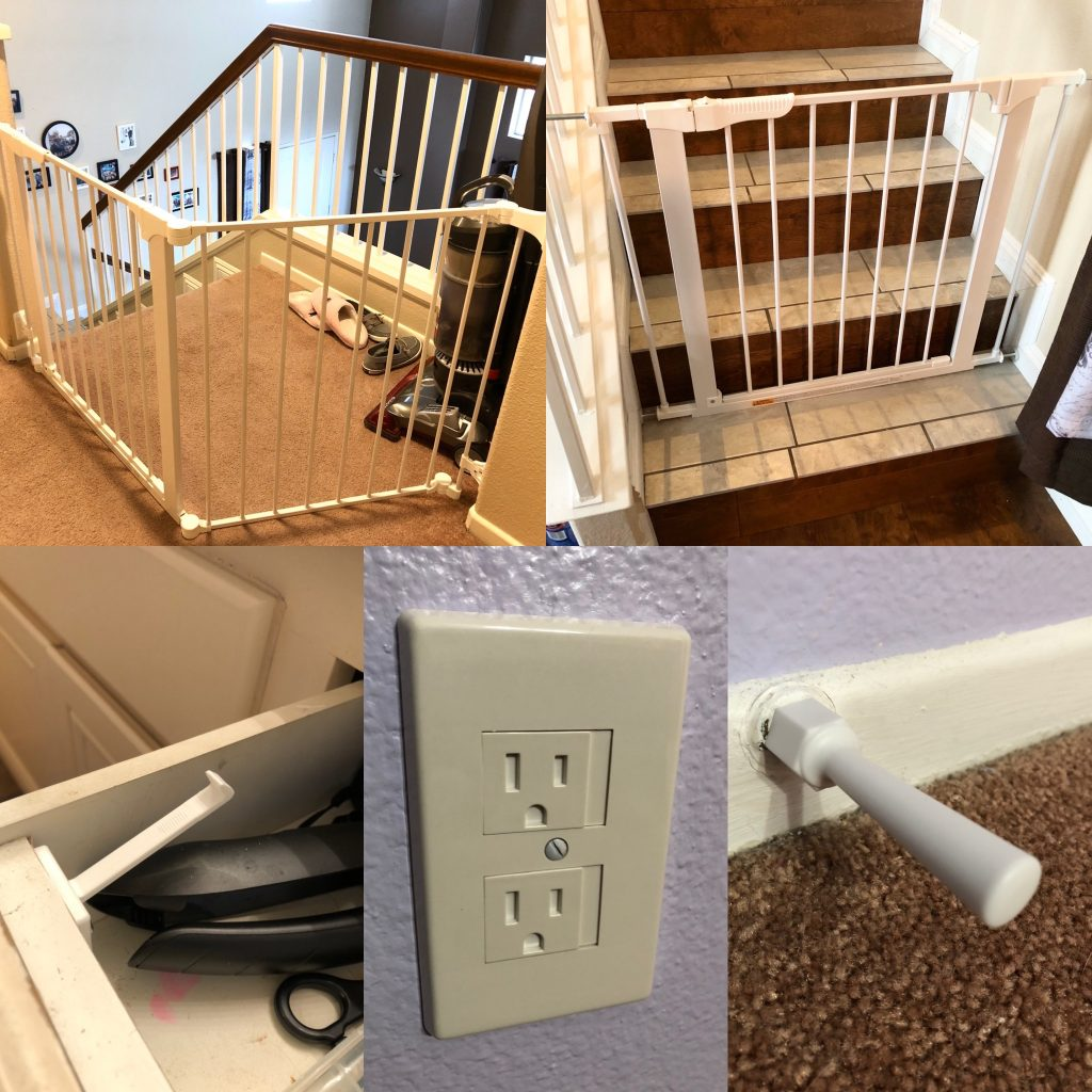 Baby Proofing Chula Vista Ca