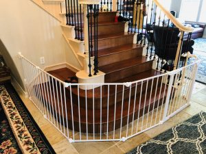 Carmel Valley Extra Wide Large Baby Gate