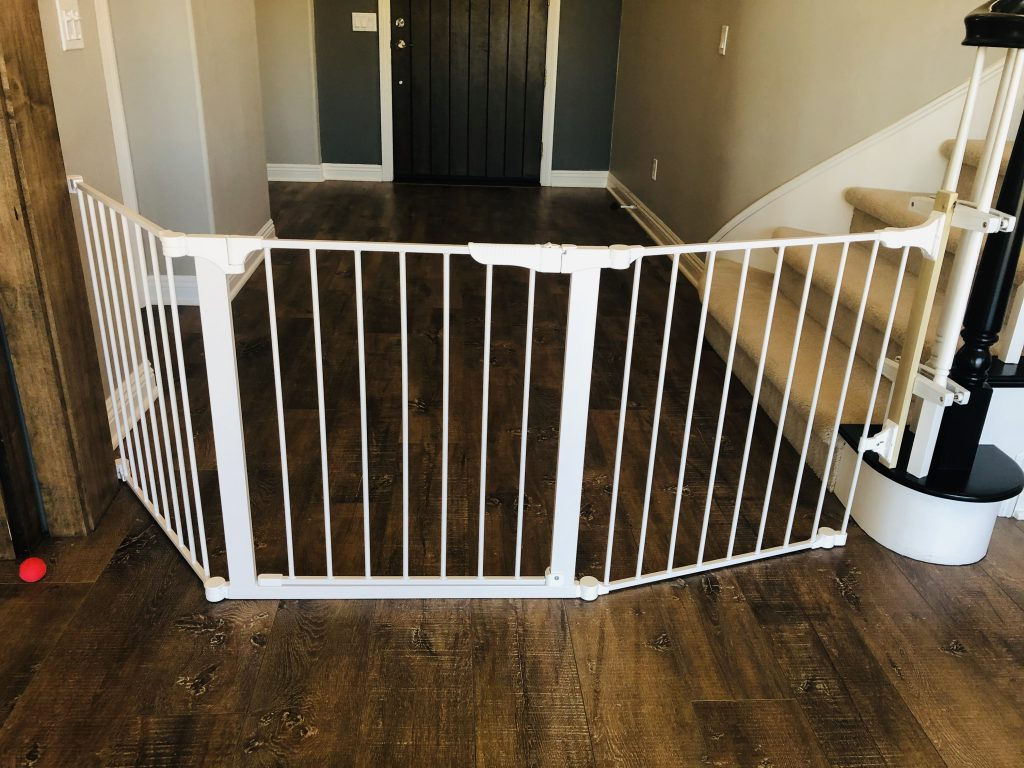 Large Custom Baby Gate The Crosby Estates Rancho Santa Fe, CA